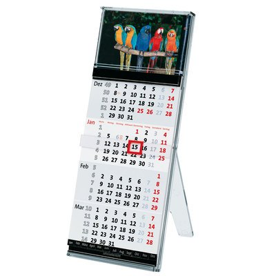 tischkalender terminic 5340 bei plate b romaterial onlineshop. Black Bedroom Furniture Sets. Home Design Ideas