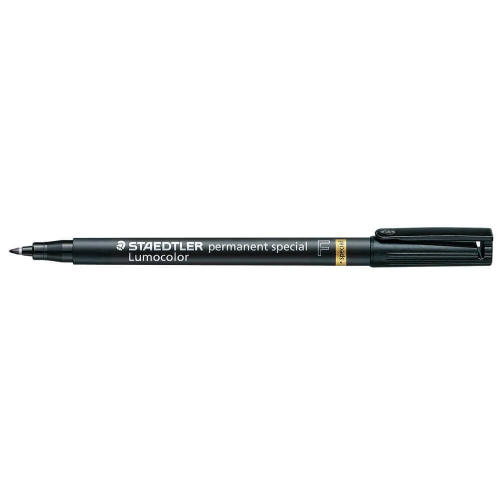 Folienschreiber Staedtler Lumocolor permanent special 10 F 10 bei ...