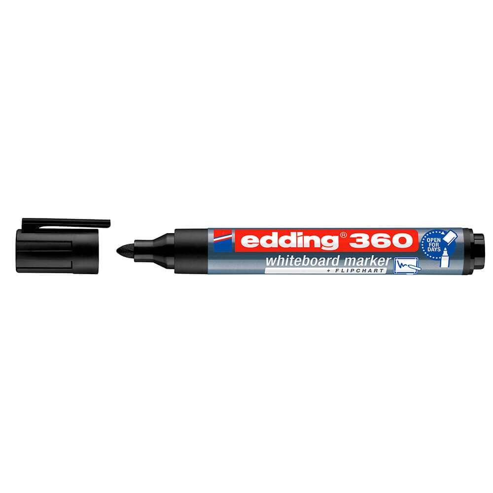 1,5-3mm 4 Farben im Etui Edding 360 Boardmarker nachfüllbar